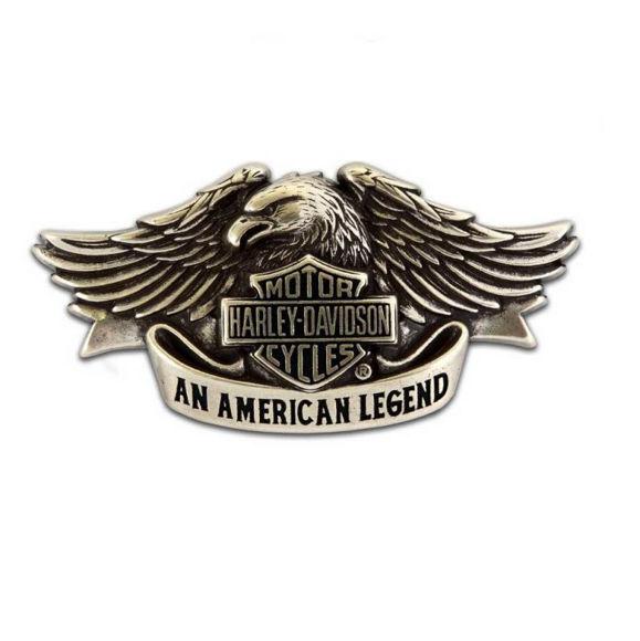 Buckle an american legend belt buckle