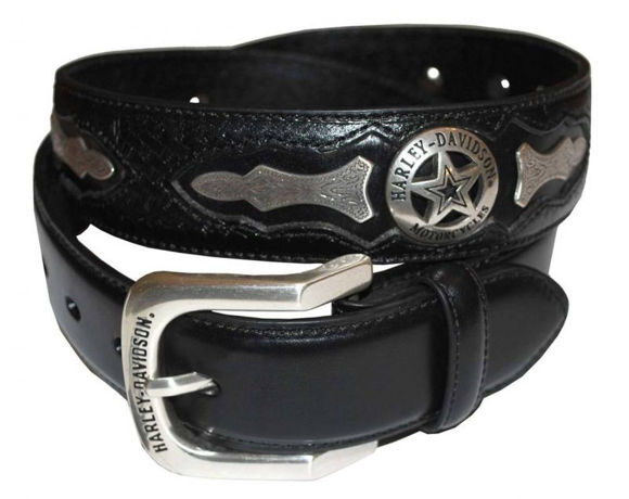 mens deputy leather belt