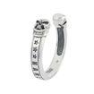Bracelet mens silver bracelet cuff