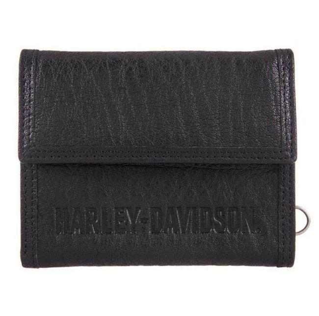 Wallet mens asphalt tri fold wallet