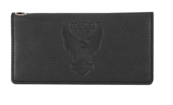 Wallet mens liberty eagle trucker wallet