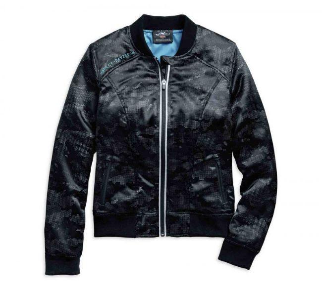 womens activewear camo jacket