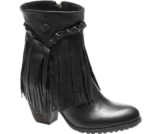 Front view of womens retta casual boot