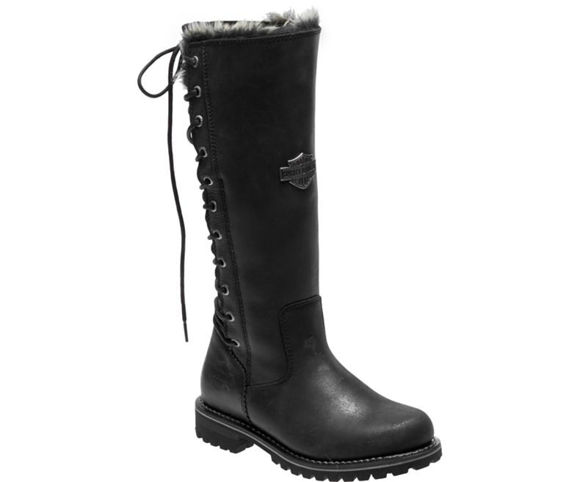 Front view of womens dorland casual boots