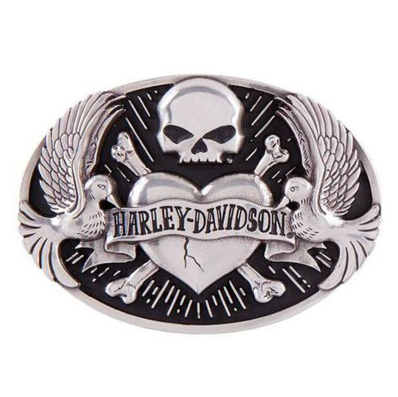 tattoo buckle