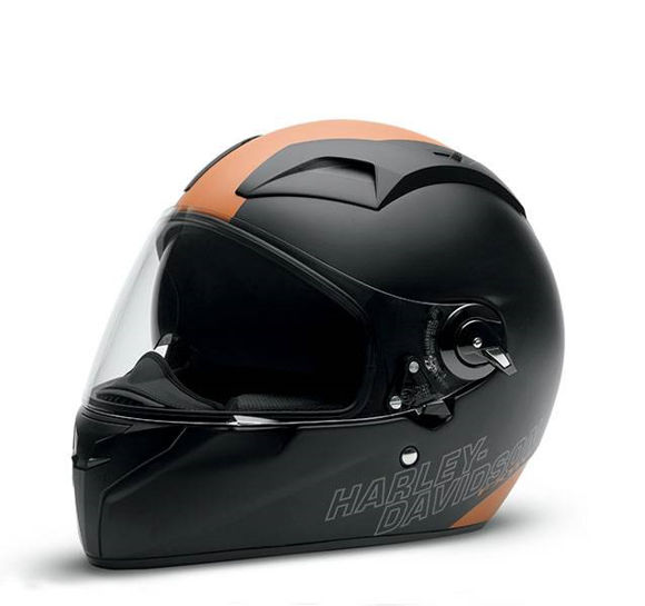 Front view of fxrg panoramic vision helmet