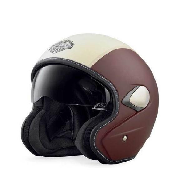 Front view of mason yard 34 sunshield helmet