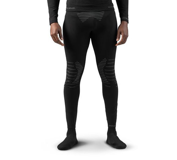 Front view of mens fxrg base layer pants