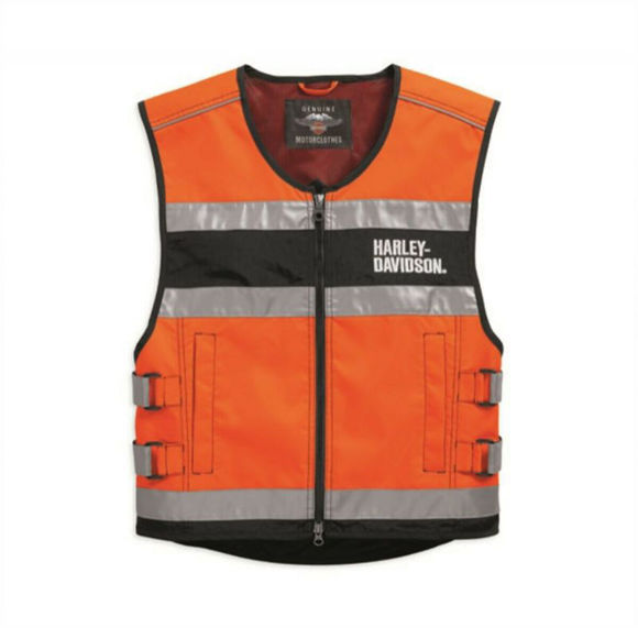 Picture of High Visibility Vest - Orange