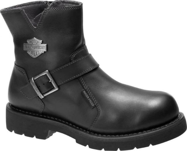 Side mens williams waterproof riding boots