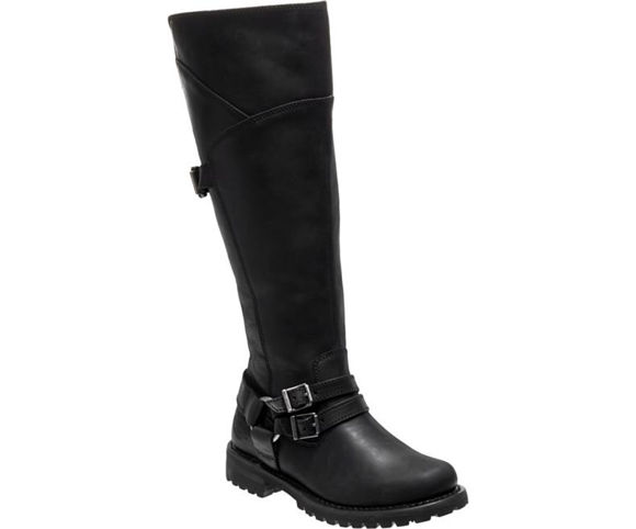 Front view of womens lomita boots