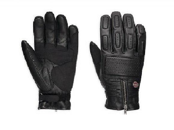 Gloves mens miler leather gloves