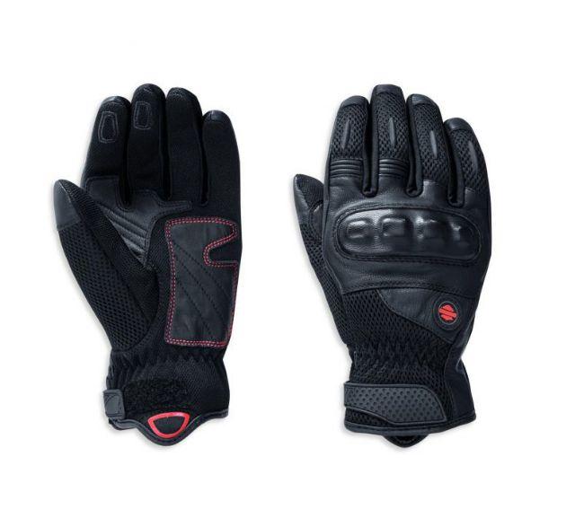 Gloves womens kendleton leather mesh gloves