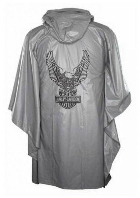 eagle rain poncho