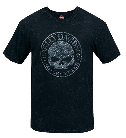 Front view of mens west coast scrub g dealer t shirt