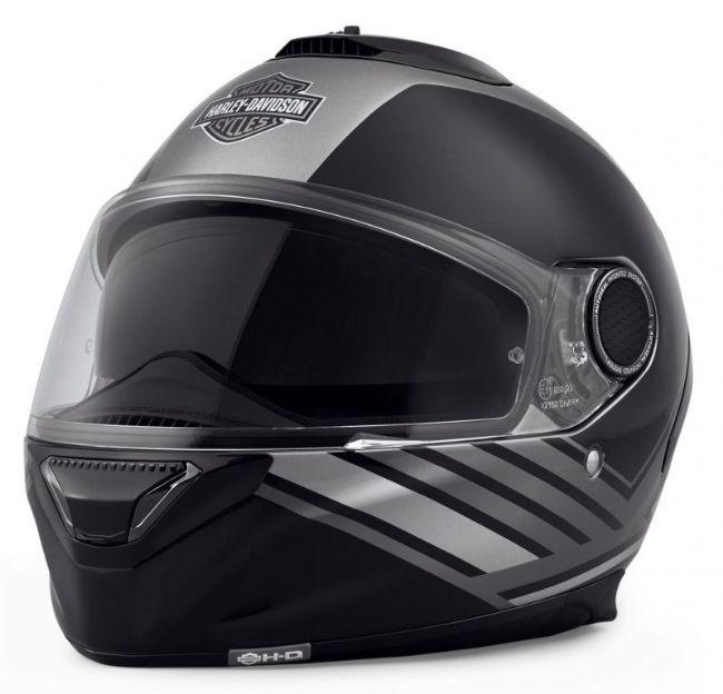 Front view of vanocker s08 full face helmet