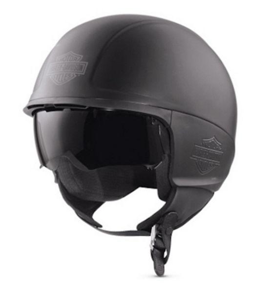 Front view of delton sunshield 58 helmet