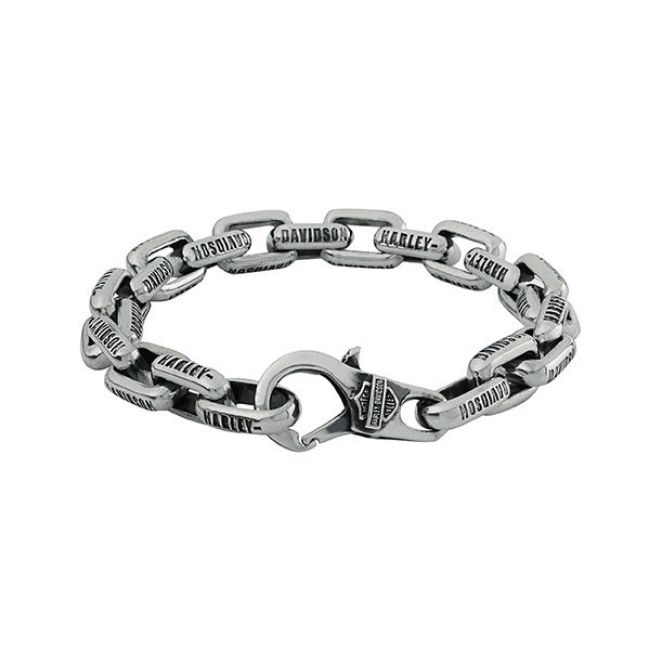 Bracelet mens silver bracelet