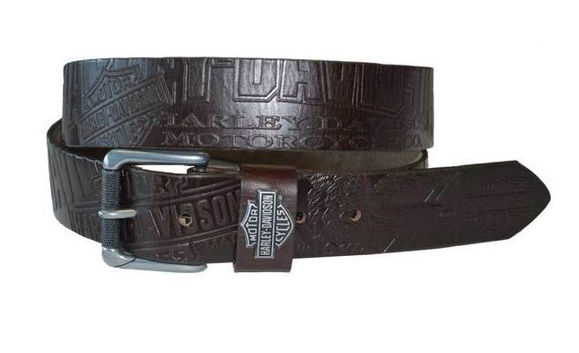 mens scorching leather belt
