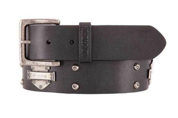 mens jackhammer genuine leather belt