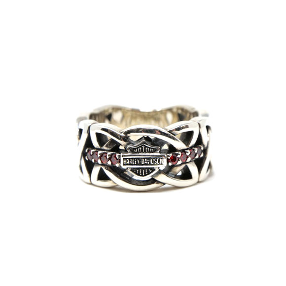 Picture of Silver Celtic Ring