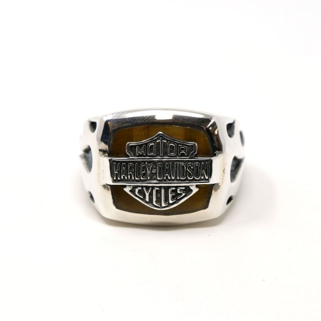 Picture of Tigers Eye Flame Ring