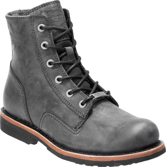 Picture of Men's Burdon Grey Casual Boots