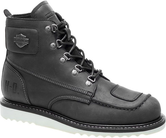 Picture of Men's Hagerman Riding Boots - Black