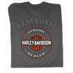 Picture of Men's West Coast Time Stamp Dealer T-Shirt