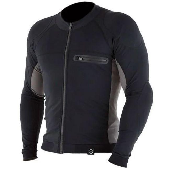 Picture of Men's Black Action Shirt