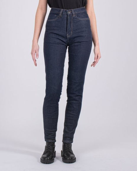 Picture of Women's Scarlett Riding Jeans - Blue