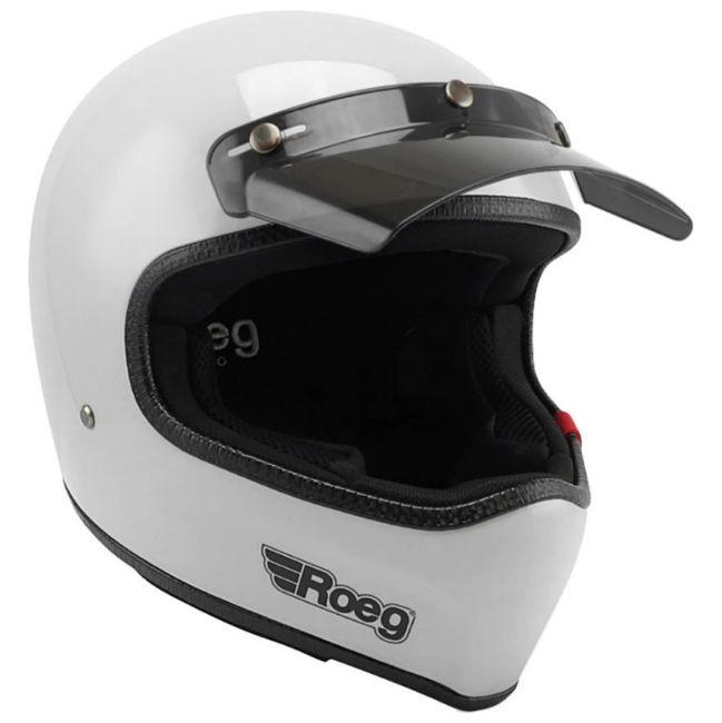 Picture of Peruna Full Face Helmet - Fog White