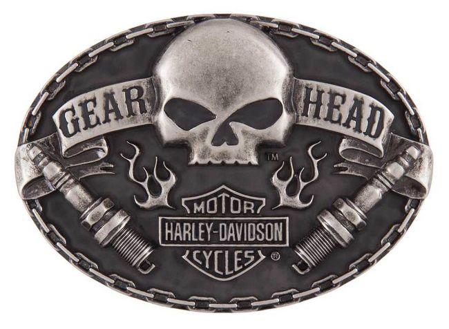 Picture of Gear Head Belt Buckle