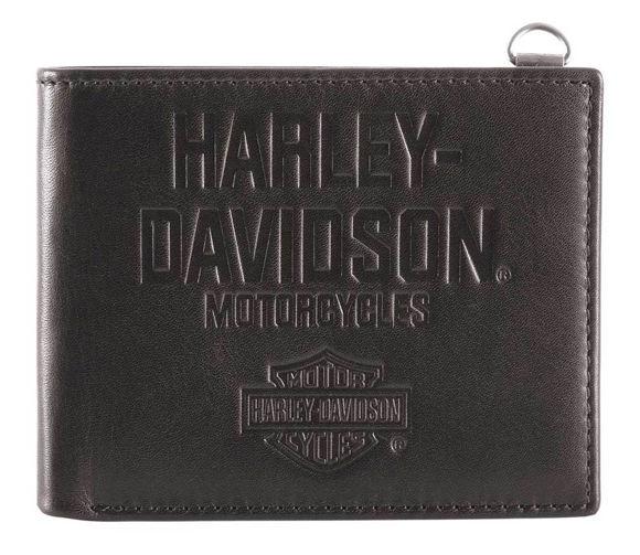 Picture of Men's Legendary Leather Bi-Fold Wallet