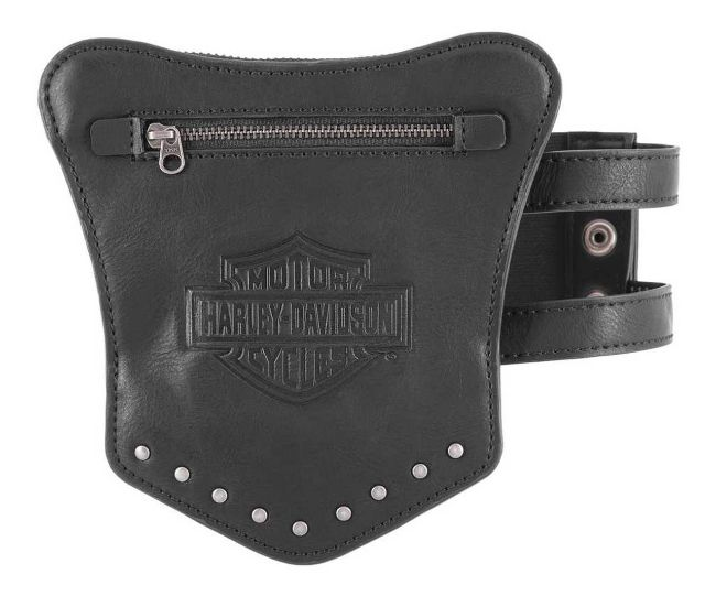 Picture of Women's B&S Garter Thigh Leather Wallet