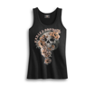 Picture of Women's Skull & Roses Tank