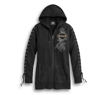 Picture of Women's Laced Sleeve Hoodie