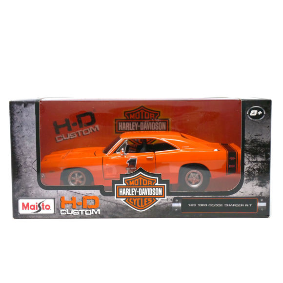 Picture of 1969 Dodge Charger 1:25 Model