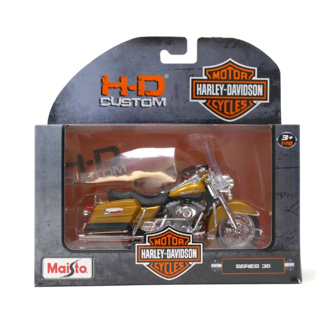Picture of 1999 FLHR Road King 1:18 Model