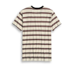Picture of Men's Slim Fit #1 Skull Striped Slim Fit Tee