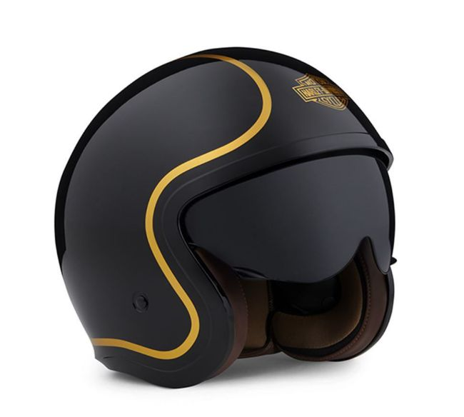 Picture of Bougie Sun Shield 3/4 Helmet