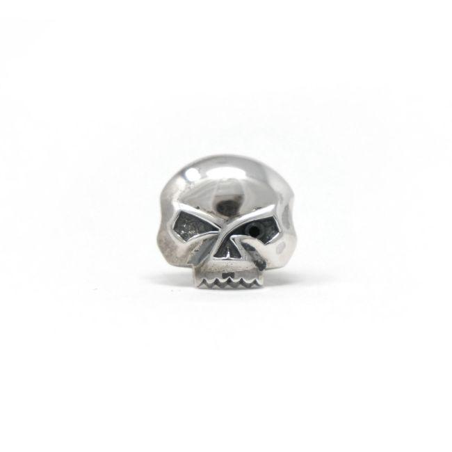 Picture of Silver Skull Earrings