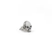 Picture of Silver Skull Earrings