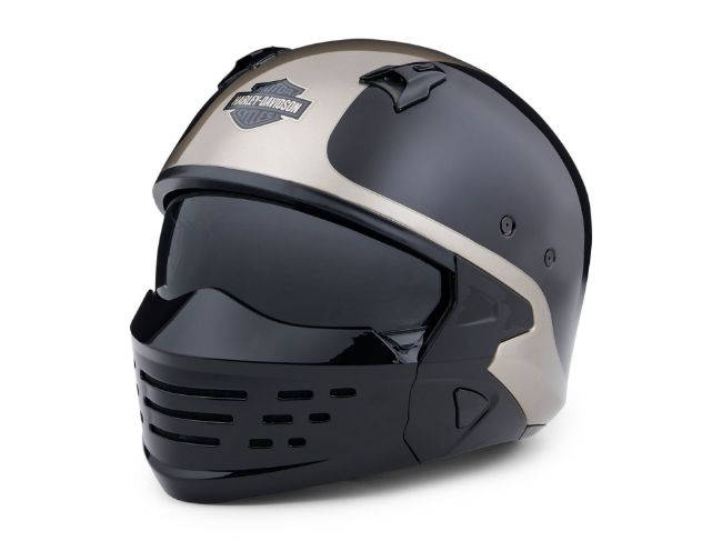 Picture of Sport Glide 2-in-1 Helmet - Silver and Black