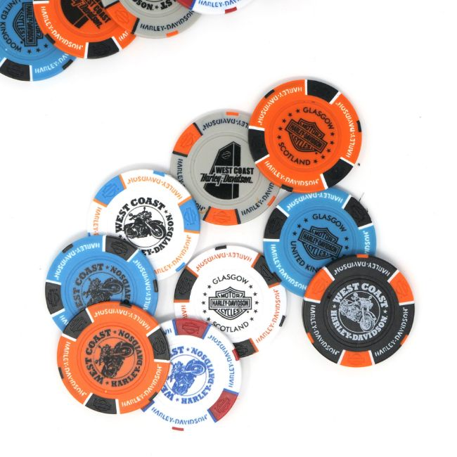 Picture of Poker Chips