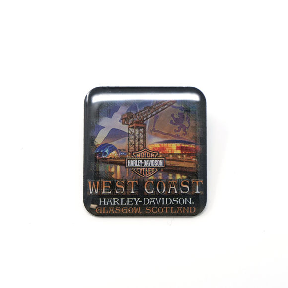 Picture of Glasgow Clyde Pin