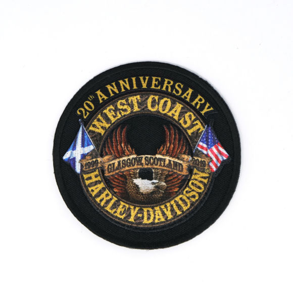 Picture of 20th Anniversary Patch