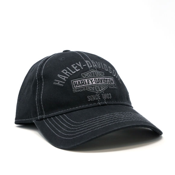 Picture of Dealer Cap - Blacked Wash Out