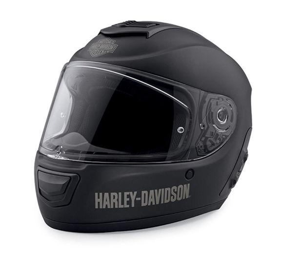 Picture of Boom Audio N02 Full-Face Helmet