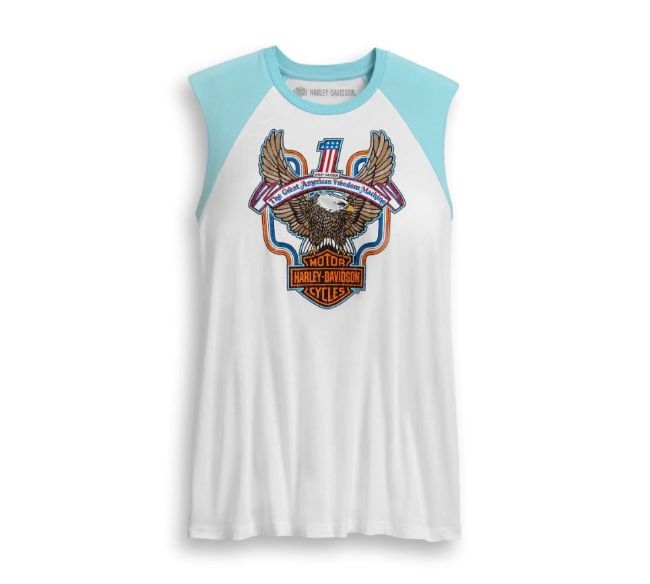 Picture of Women's Freedom Machine Muscle Tee